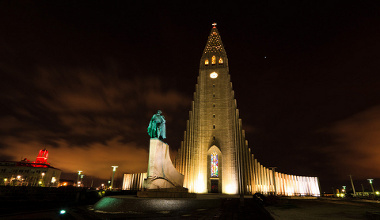 Church of Hallgrimskirkja