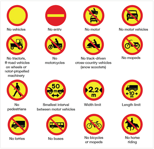 Iceland Traffic Rules Travel Safe